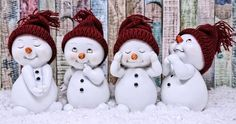 Full Drill Diamond Painting Kit, DIY Diamond Rhinestone Painting Kits for Adults Embroidery Arts Home Decor 4 Cute Snowman Figure 1 Pack by AxiEr Merry Christmas, Christmas Snowman, Simple Christmas, Christmas Time, Christmas Crafts, Christmas Decorations, Christmas Ornaments, Holiday Decor, Christmas Vacation