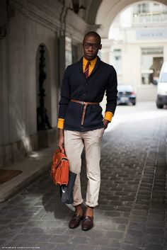 #Paris e seus looks masculinos!