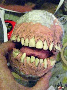 Make teeth