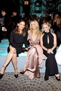Tiffany & Co. Re-Opened Its Beverly Hills Store And Everyone In Hollywood Was Invited #tiffanyandco #jennifergarner #katehudson #reesewitherspoon #fashion #celebrity #elle