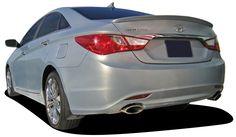 2011 - 2013 Hyundai Sonata Factory Style Flush Mount Rear Deck Spoiler http://www.sportwing.com/son11-fm-hyundai-sonata-factory-style-flush-mount-spoiler