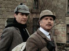 Jeremy Brett Sherlock Holmes, Sherlock Holmes John Watson, Adventures Of Sherlock Holmes, Sherlock Fandom, Sherlock Bbc, David Burke, Crime Fiction, Fiction Novels, Doctor Johns