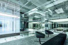 Oficinas de vidrio SOHO China / AIM Architecture