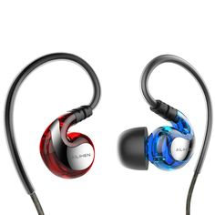 75b073705cc AILIHEN SE-01 Sport Sweatproof Earphones Headphones with Microphone for  Running Gym,In Ear