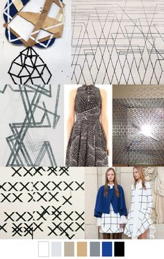 DECONSTRUCTED GEOMETRY | pattern curator