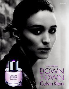 Rooney Mara: the new testimonial for Calvin Klein fragrances