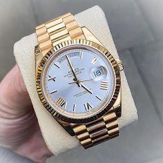 Rolex Watches For Men, Luxury Watches For Men, Sport Watches, Most Popular Mens Watches, Rolex Daytona Gold, Rose Gold Rolex, Rolex Presidential, Rolex Submariner No Date, Rolex Day Date