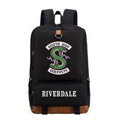 Riverdale Backpacks in Stock with Cheap WORLD Shipping. Tap on our Bio's Link to Access our Store. Riverdale Merch, Riverdale Fashion, Riverdale Funny, Bughead Riverdale, Betty And Veronica, Archie, Fashion Bags, Backpacks, Purses