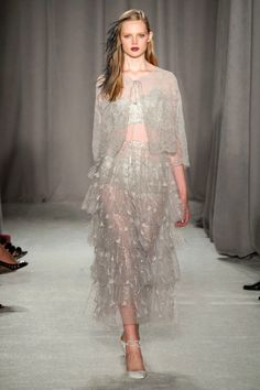 Marchesa Spring 2014 Ready-to-Wear Collection  - ELLE.com