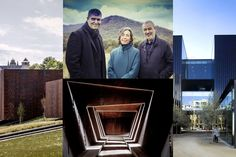 Pritzker Architecture Prize goes to three Catalonian architects