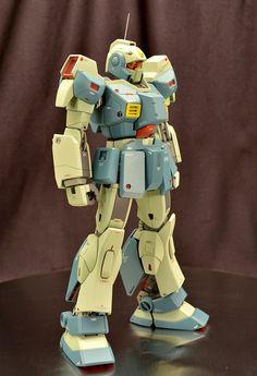 Custom Build: MG 1/100 Nemo - Gundam Kits Collection News and Reviews