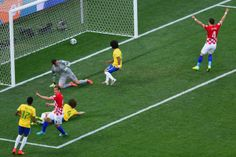 Marcelo set host nation Brazil off on the wrong foot when turning the ball into his own net during the World Cup opener with Croatia.