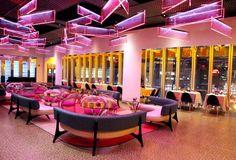 Robert Restaurant, New York