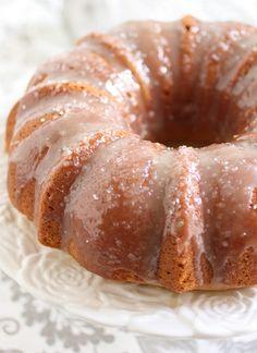 salted caramel bundt cake. This looks like heaven