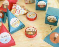 Geboortekaartje James - Kaartjes en Co