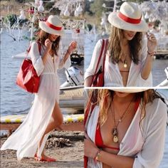 Long jacket / cover up/ robe Long Maxie has a drawstring closure can be worn over a outfit, can be a swimsuit cover-up or just running around the house. Poor little rich girl Jackets & Coats