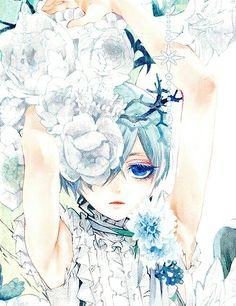 Ciel Phantomhive | Black Butler | Kuroshitsuji | ♤ #anime ♤