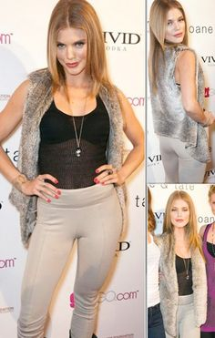 AnnaLynne McCord in #TartCollections!
