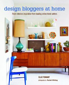 Design Bloggers at Home Buch / Design Bloggers at Home book