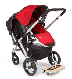 Uppa Vista stoller- this stroller rocks!! Its one of 2 strollers that I would like for a double stroller (someday)