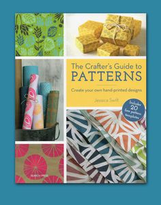 Surface Pattern Design for newbies. http://thepapercraftpost.blogspot.co.uk/2016/02/the-crafters-guide-to-patterns-by.html