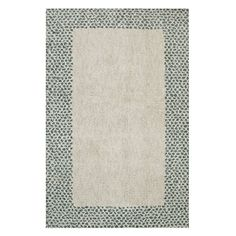 Mohawk Home Laguna Spotted Border Woven Rug 8x10 Green *** To view further for this item, visit the image link.