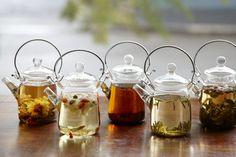 Des mini-théières pour vos invités !