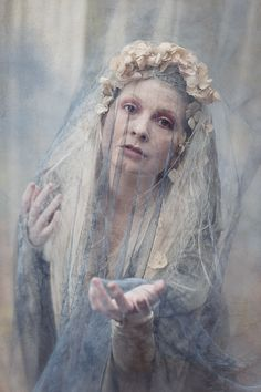 Fantasy, Creative & Conceptual Photography. The Wheel Of The Year - Lunaesque Productions 'Samhain'