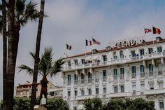 Côte d'Azur Hotel Splendid Cannes 23timezones Ibiza, Safari, Wanderlust, Hotels, Am Meer, Long Weekend, Cannes, Strand, German