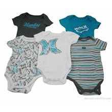 hurley baby boy...Kevin would love these even if the baby is a girl!