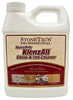 Stonetech Ka12 32 Klenz All Stone Tile And Grout Cleaner 1 Quart