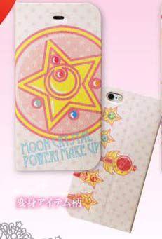 Sailor Moon iPhone 6 Flip Case — Items $30.00 http://thingsfromjapan.net/sailor-moon-iphone-6-flip-case-items/ #sailor moon stuff #iphone 6 case #Japanese phone accessory
