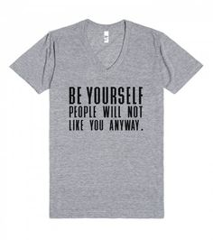 Whenever someone asks you for advice: | 27 Tees That Are Mean So You Don't Have To Be