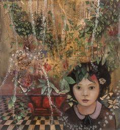 "Ana Fuentes, ""Mila"" on ArtStack #ana-fuentes #art"