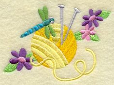 Machine Embroidery Designs at Embroidery Library! - Color Change - F9122