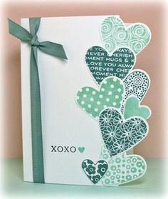 #papercrafting #cards idea: 13 handmade Valentine's Day cards | BabyCenter Blo...