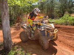 Can-Am X-Team ATV and side-by-side vehicle racers swept both the 4x4 Pro and UTV XC1 Pro class podiums at the AMSOIL Grand National Cross Country (GNCC) race held in Union, S.C. Can-Am also scored two podium finishes this past weekend in the Lucas Oil Regional Racing Series in Arizona.