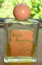 1950s white shoulders perfume.... my mother always smelled of this and her leather gloves. I still love to wear it!