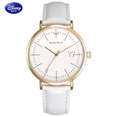 $57.69 (Buy here: https://alitems.com/g/1e8d114494ebda23ff8b16525dc3e8/?i=5&ulp=https%3A%2F%2Fwww.aliexpress.com%2Fitem%2F2016-Disney-Fashion-Women-Watch-3Colors-Brand-Clock-Leather-Bangle-Watch-Quartz-Simple-Casual-Relojes-Female%2F32744423657.html ) 2016 Disney Fashion Women Watch 3Colors Brand Clock Leather Bangle Watch Quartz Simple Casual Relojes Female Mickey WristWatch for just $57.69