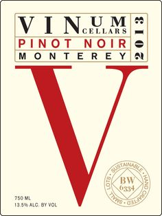 Vinum Cellars Pinot Noir 2013 from Central Coast, California - This elegant Pinot Noir is a vibrant garnet color and has burgundian aromas from sweet cherry to spice such as aromas of clove and sandalwood. Pie Flavors, Wine Brands, White Cheddar, Sweet Cherries, Cheese Platters, Pinot Noir, Goat Cheese, Garnet, Spice