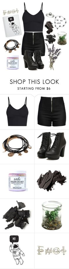 """""""Hey Guys I'm not dead"""" by the-stars-in-her-eyes ❤ liked on Polyvore featuring BasicGrey, Love Moschino, Forever 21, Calle, Mod Bath and Body, Bobbi Brown Cosmetics, Home Decorators Collection and King Baby Studio"""