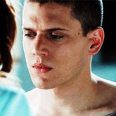 I'm breathing in the chemicals. Prison Break 3, Prison Break Quotes, Wentworth Miller Prison Break, Michael And Sara, Leonard Snart, Michael Scofield, Young Cute Boys, I Have No Friends, Actor