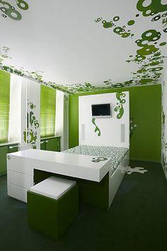 galleria foto come dipingere le pareti di casa foto 26 girl bedroom designsgirls - Bedroom Wall Design