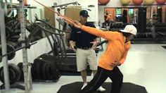 6 CORE MOVES to improve your GOLF GAME | Tony Horton Fitness - YouTube