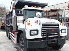 Mack Dump Truck, Dump Trucks, Heavy Equipment For Sale, Heavy Construction Equipment, Trucks For Sale, Tandem, Prompt, Jay, Bread