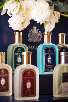 Fresh Fragrances for the new year.