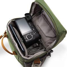 Camsafe V4 anti-theft compact camera travel bag