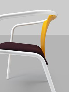 The Maré armchair, available from Sandler Seating