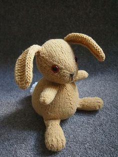 Ravelry: Daisy Bunny pattern by Browneyedbabs