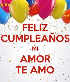 Spanish Birthday Wishes, Happy Birthday Celebration, Happy Birthday Wishes Cards, Birthday Blessings, Happy Wishes, Birthday Wishes Quotes, Happy Birthday Love Images, Birthday Quotes For Her, Happy Birthday Girls